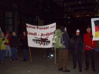Blockade der Rüstungsfirma Rheinmetall  2